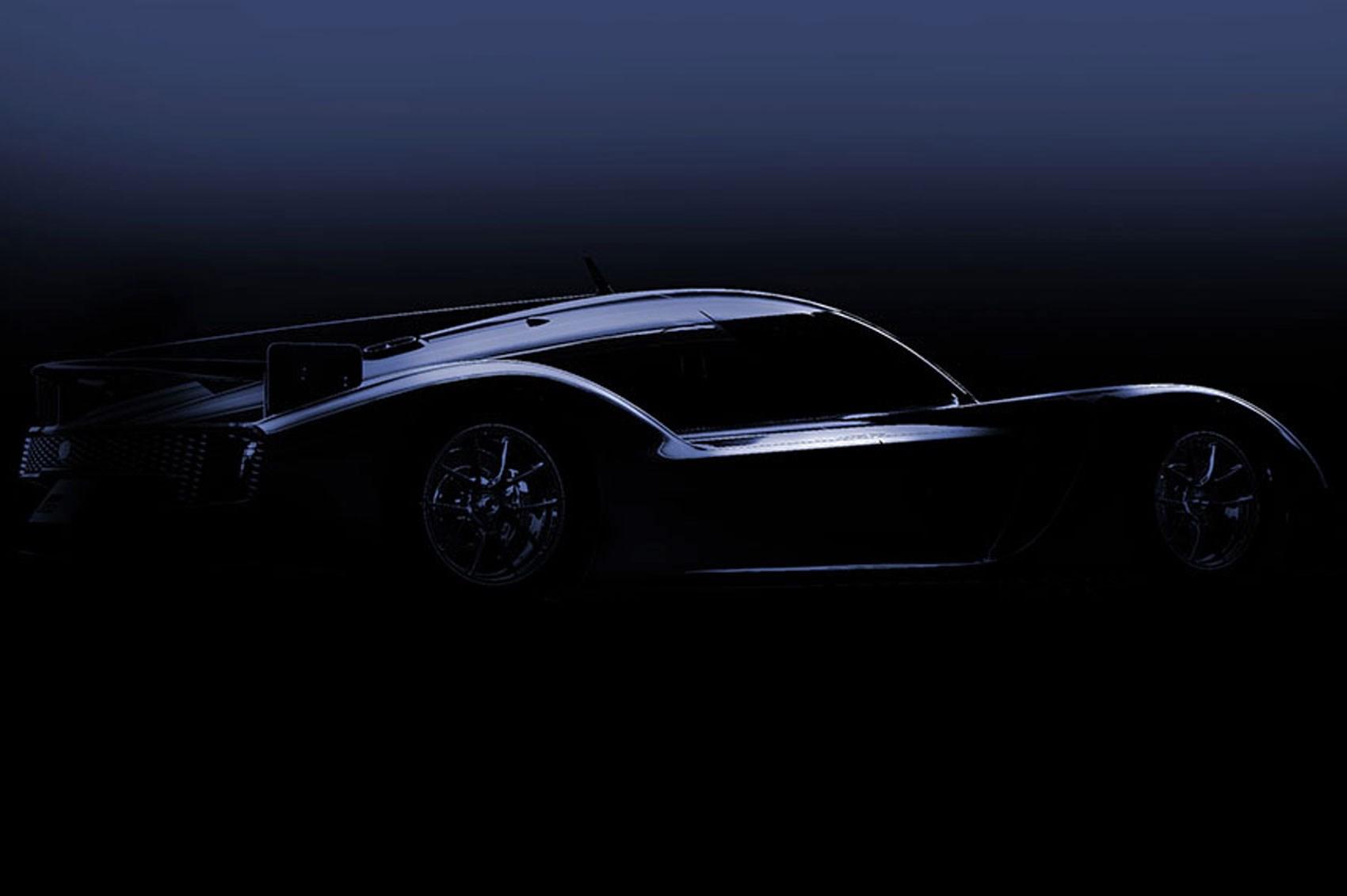 Toyota GR Super Sport Concept Revealed ...