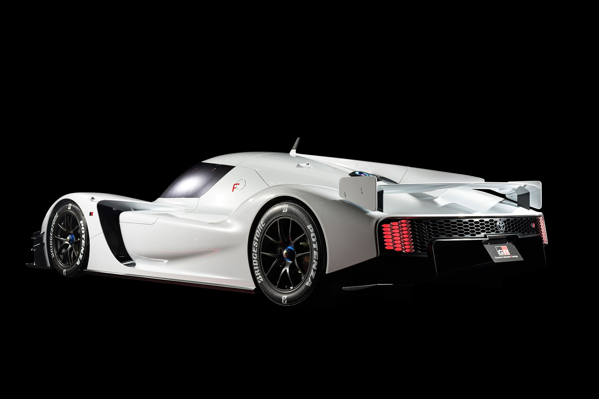 ... Toyota GR Super Sport Concept Revealed ...