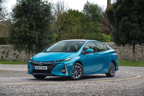 Toyota Prius PHEV: setting the template for a plugged-in future