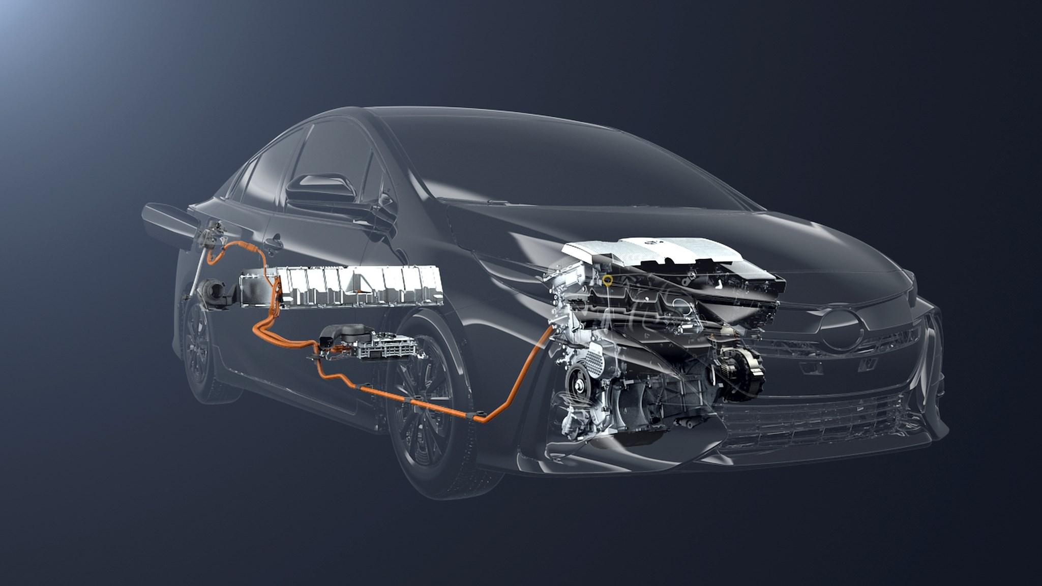 Toyota Electric Vehicle Phev Hybrid Plans Car Magazine