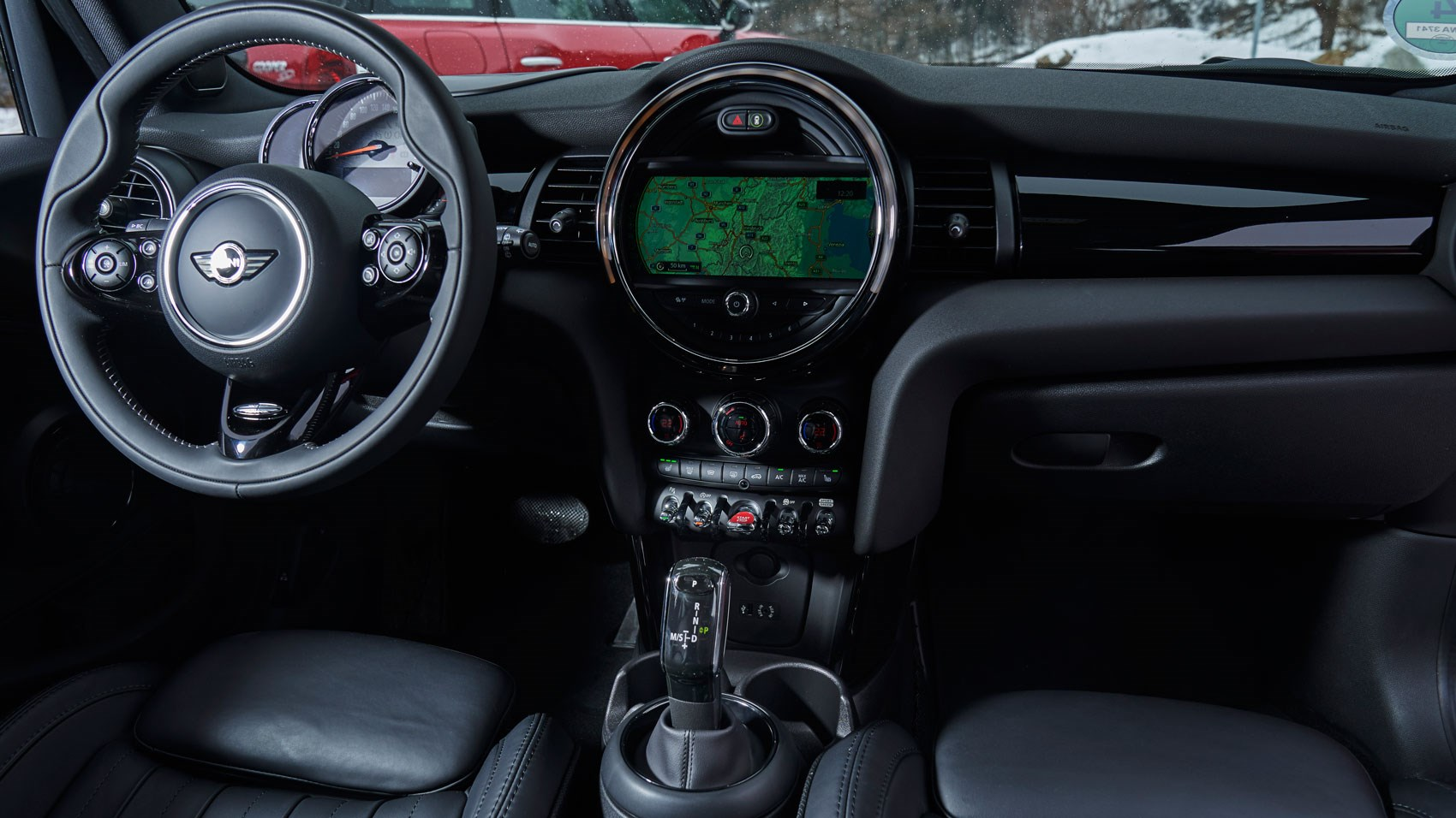 Mini Cooper D Dct 2018 Review Car Magazine