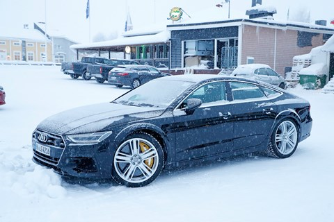 New 2018 Audi RS7 Sportback: prices expected to top £100,000 in the UK