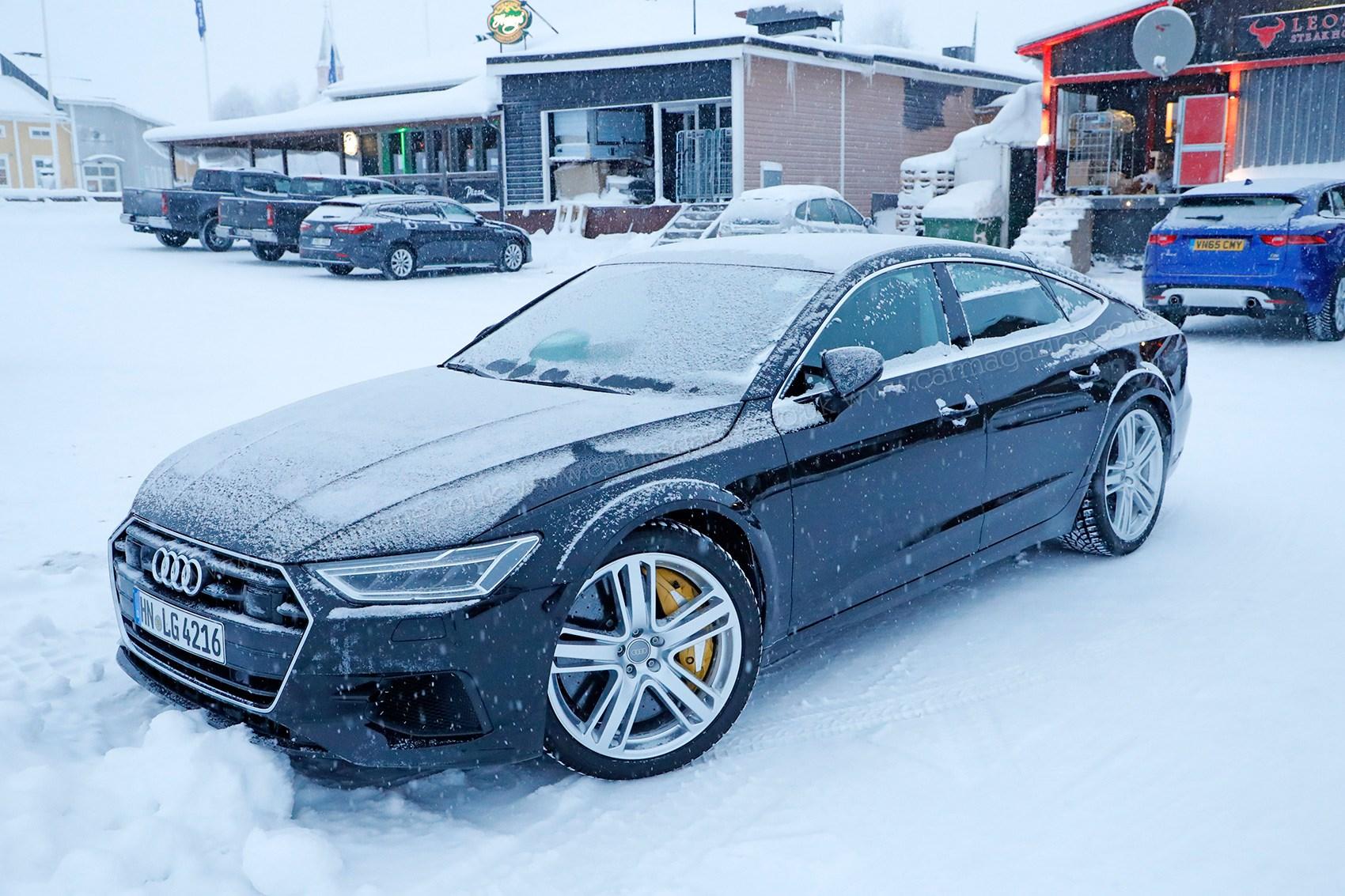 New Audi Rs7 2018 Spy Photos Specs Prices By Car Magazine