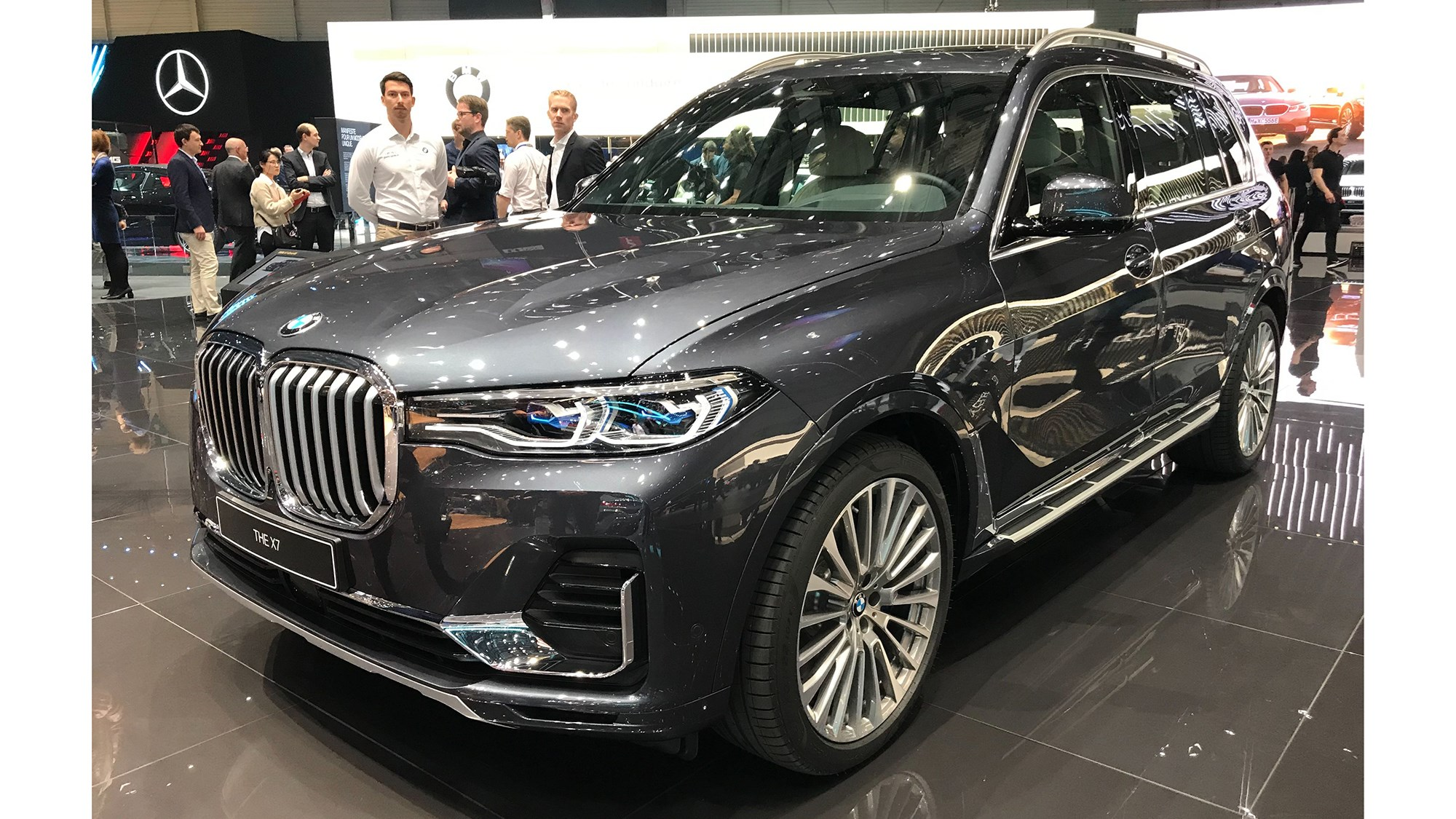 Bmw X7 Pick Up And Suv Car Magazine