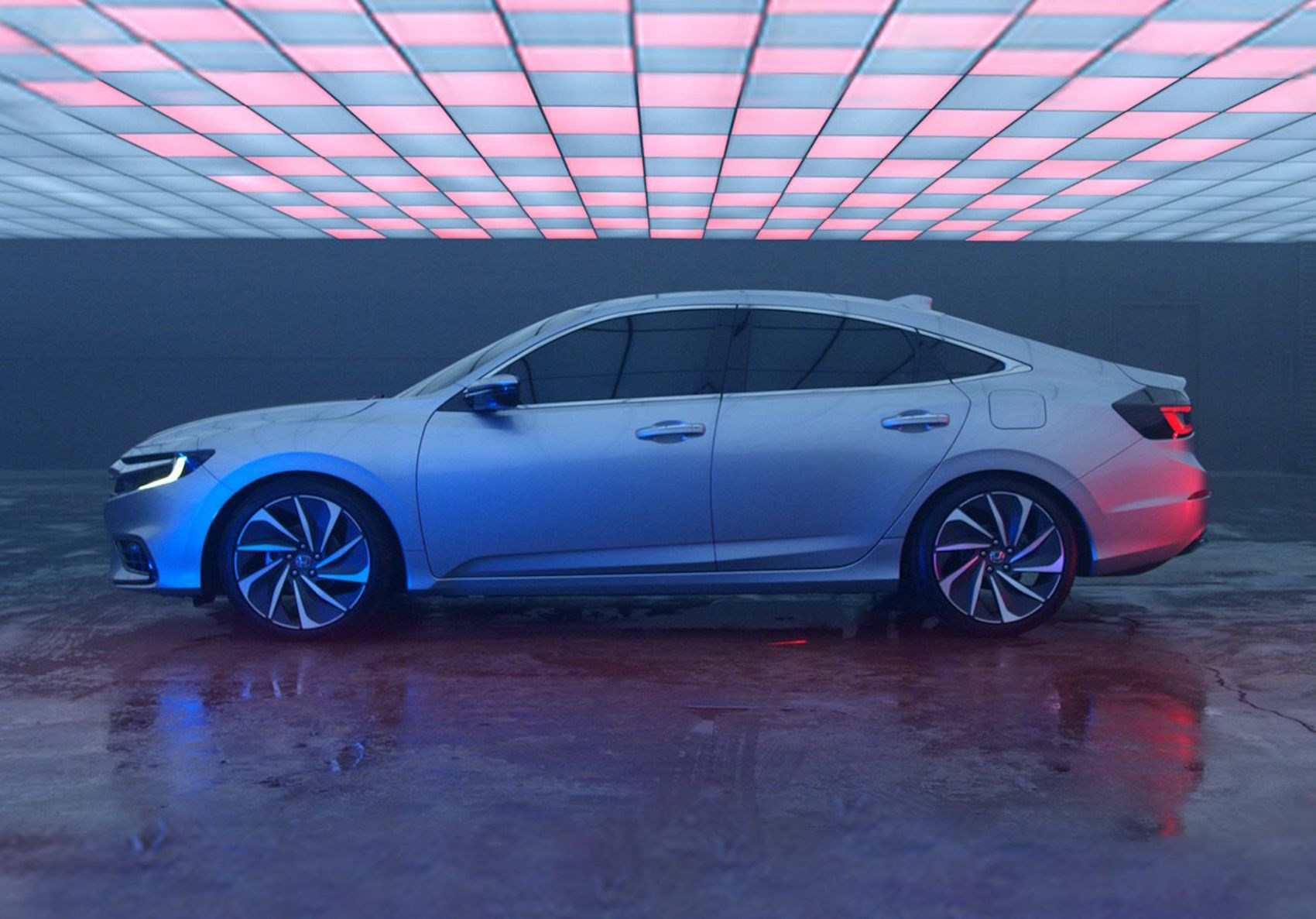 This Is The New Honda Insight