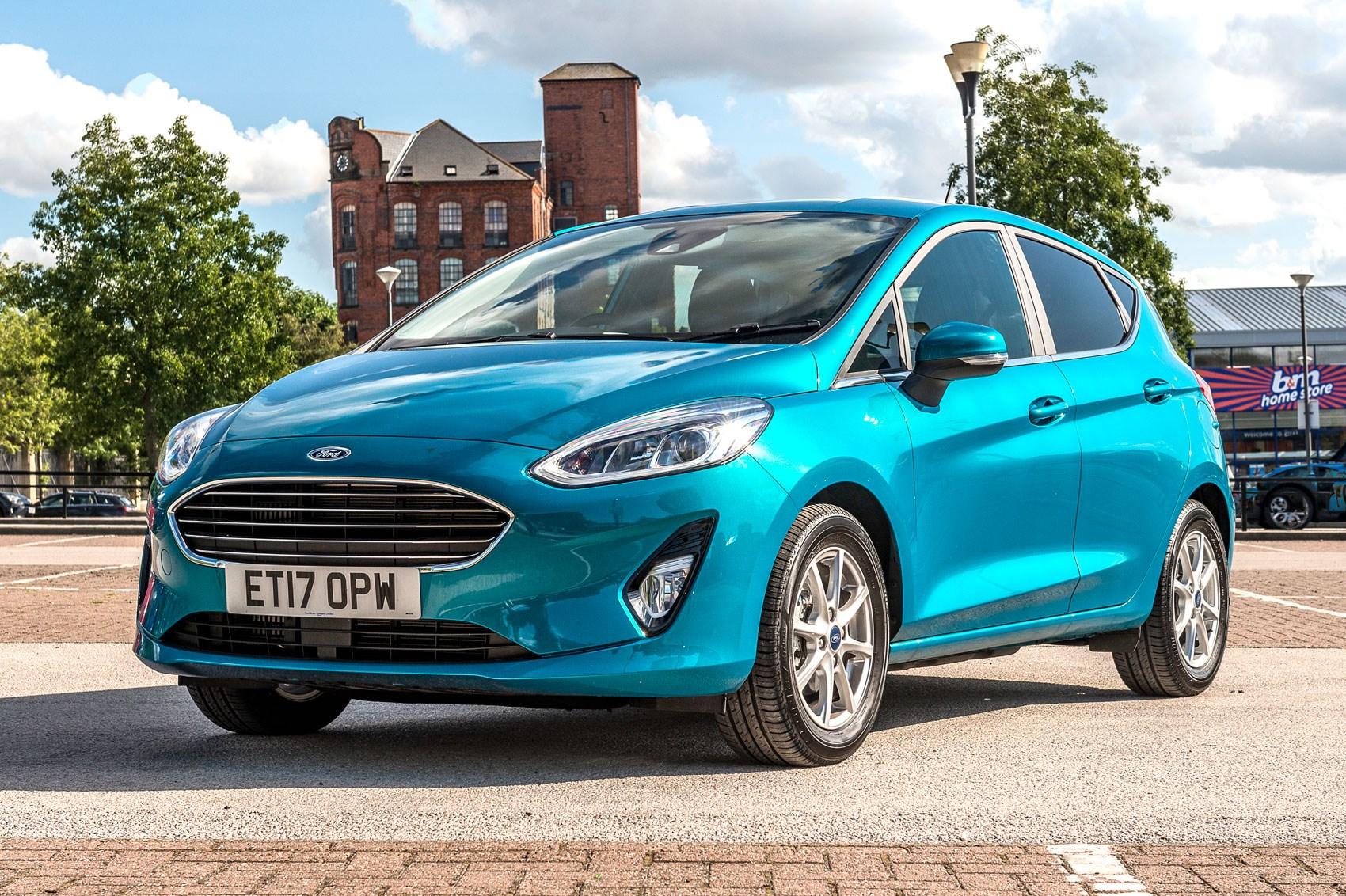 ford fiesta vs seat ibiza vs renault clio triple test 2017 review by car magazine. Black Bedroom Furniture Sets. Home Design Ideas
