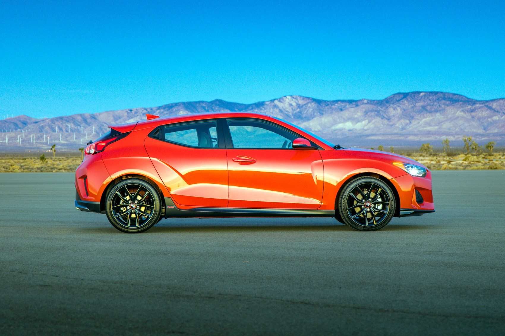 New Hyundai Veloster (2018): new coupe blasts into NAIAS ...