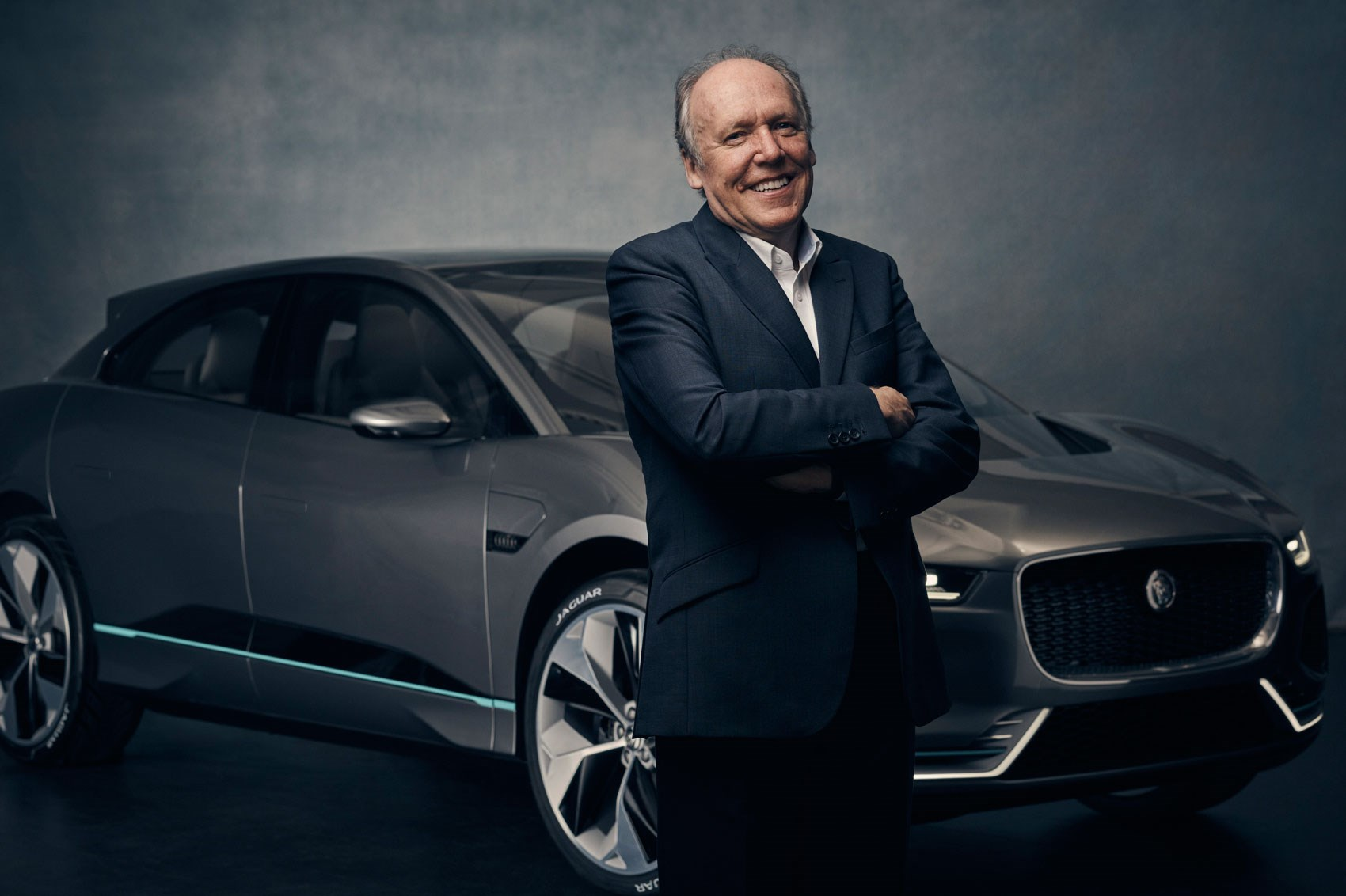 Sports Cars Evs And The V8 In Twilight Ian Callum On Jaguar S Future