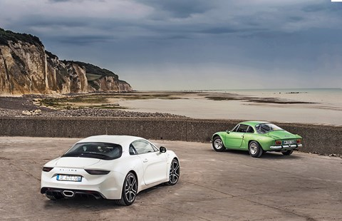 Twin test review and specs: new and old Alpine A110