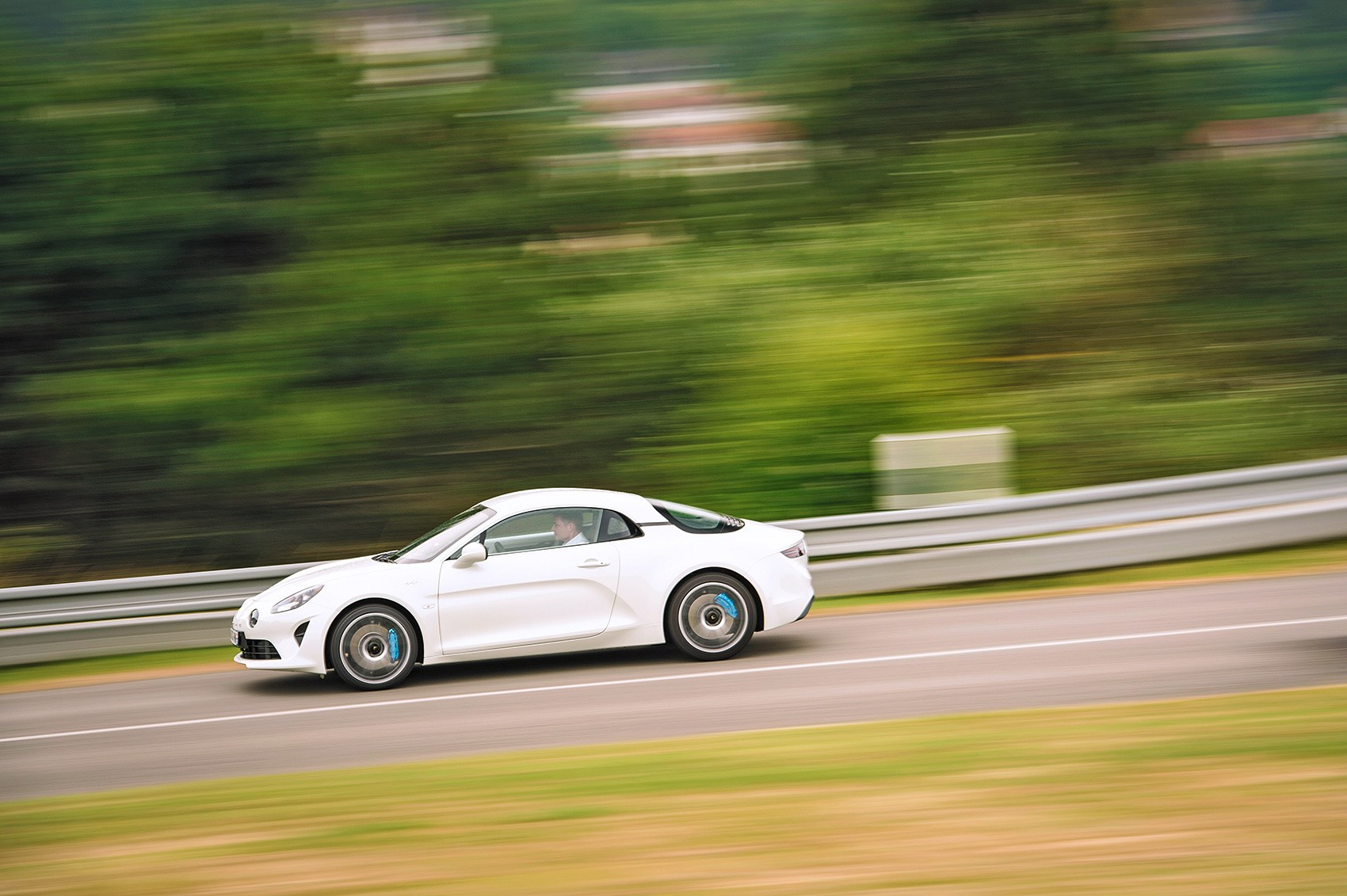 Alpine A110 old vs new twin test review | CAR Magazine