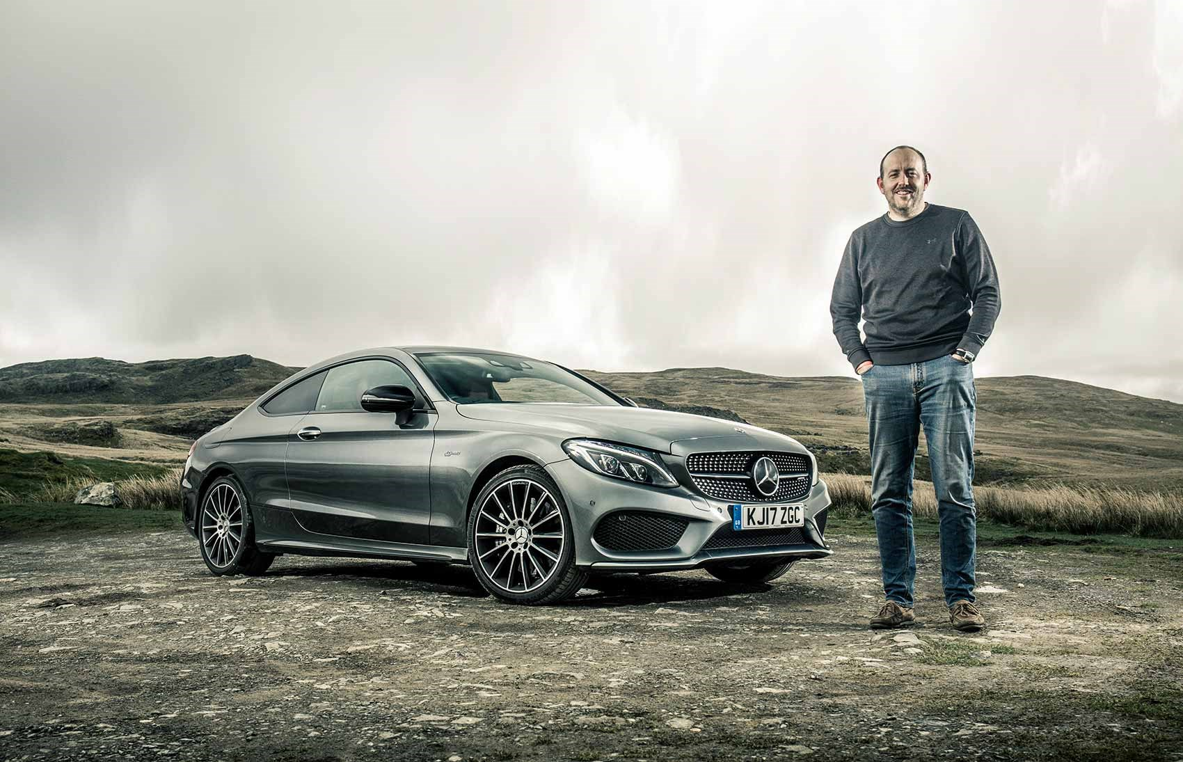 Mercedes-AMG C43 Coupe (2018) long-term test review | CAR Magazine