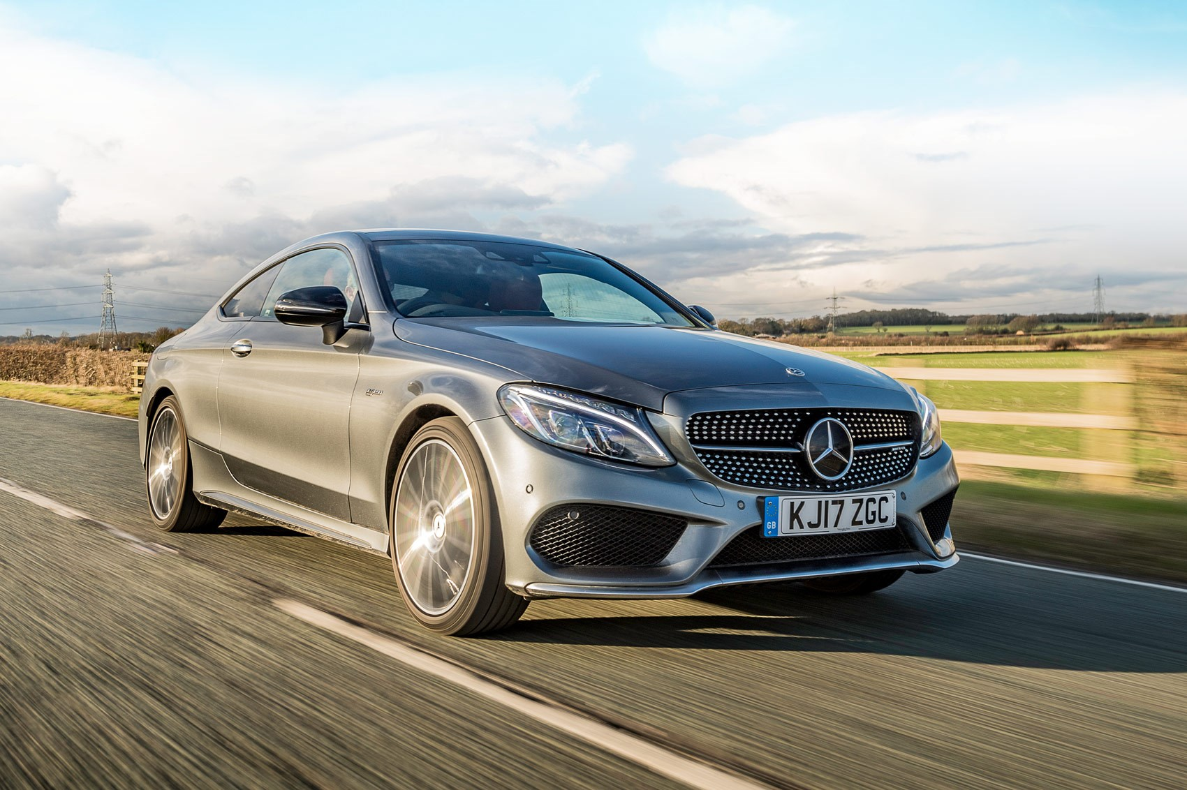 Mercedes Amg C43 Coupe 2018 Long Term Test Review Car Magazine