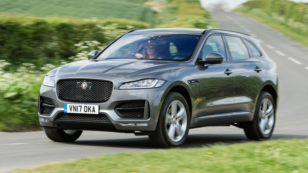 The New Entry Level Jaguar F Pace 25t R Sport Review