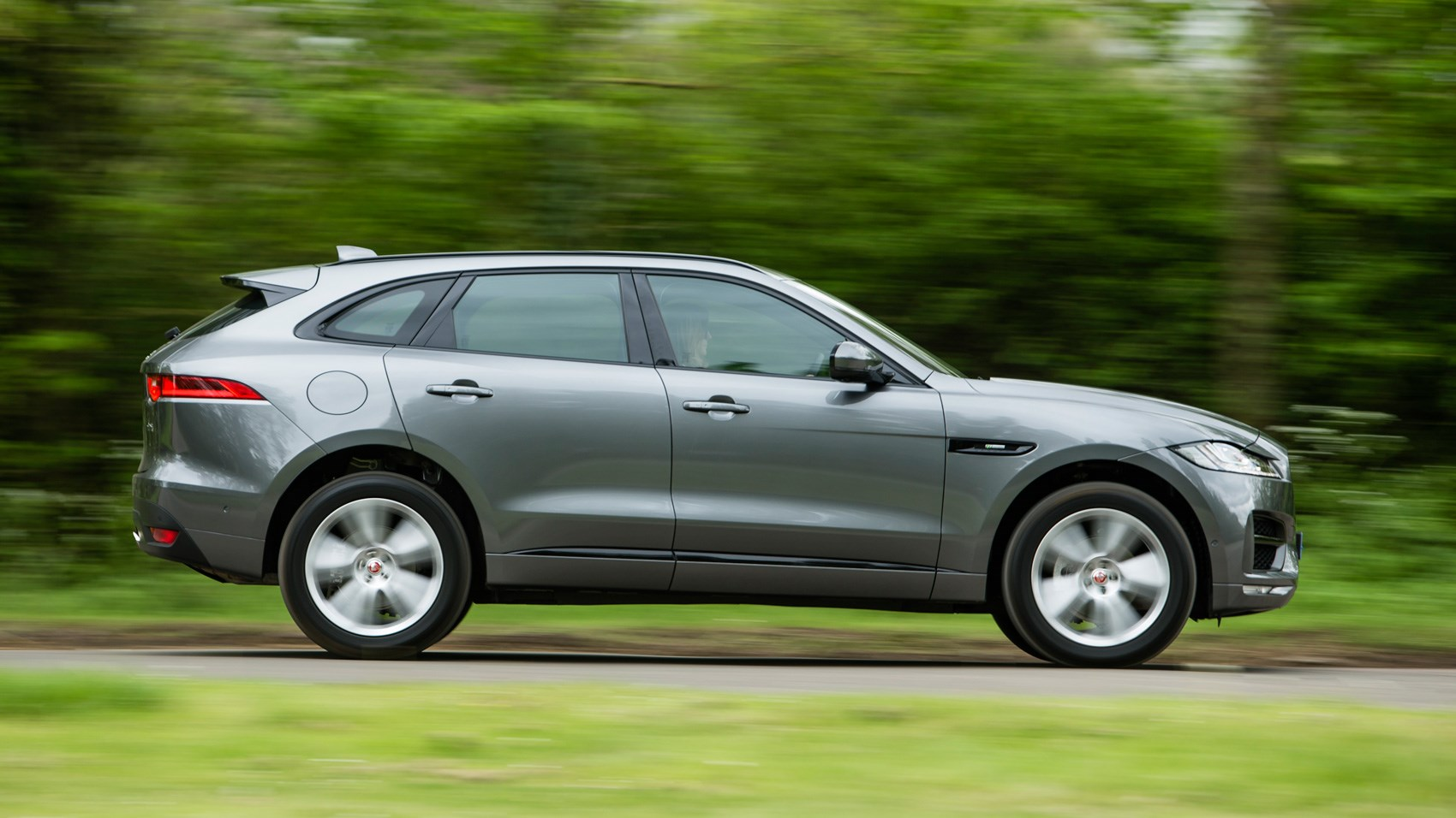Jaguar F-Pace 25t R-Sport: priced from £44,460 in UK
