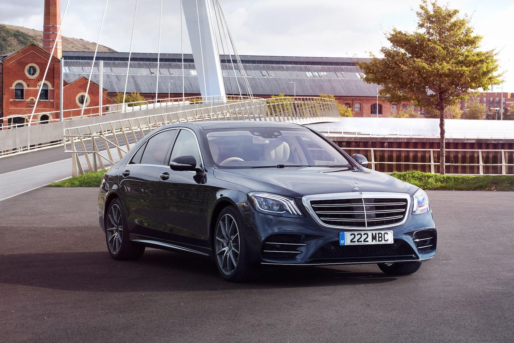 Mercedes-Benz S350d L AMG Line (2017) review | CAR Magazine