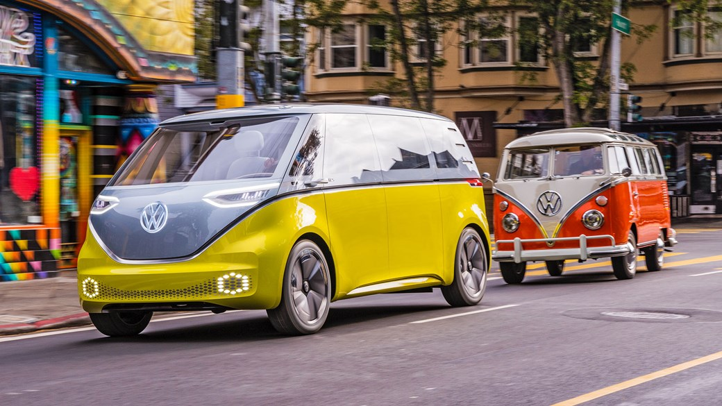 Love Hertz Vw Id Buzz Vs Microbus Twin Test Review