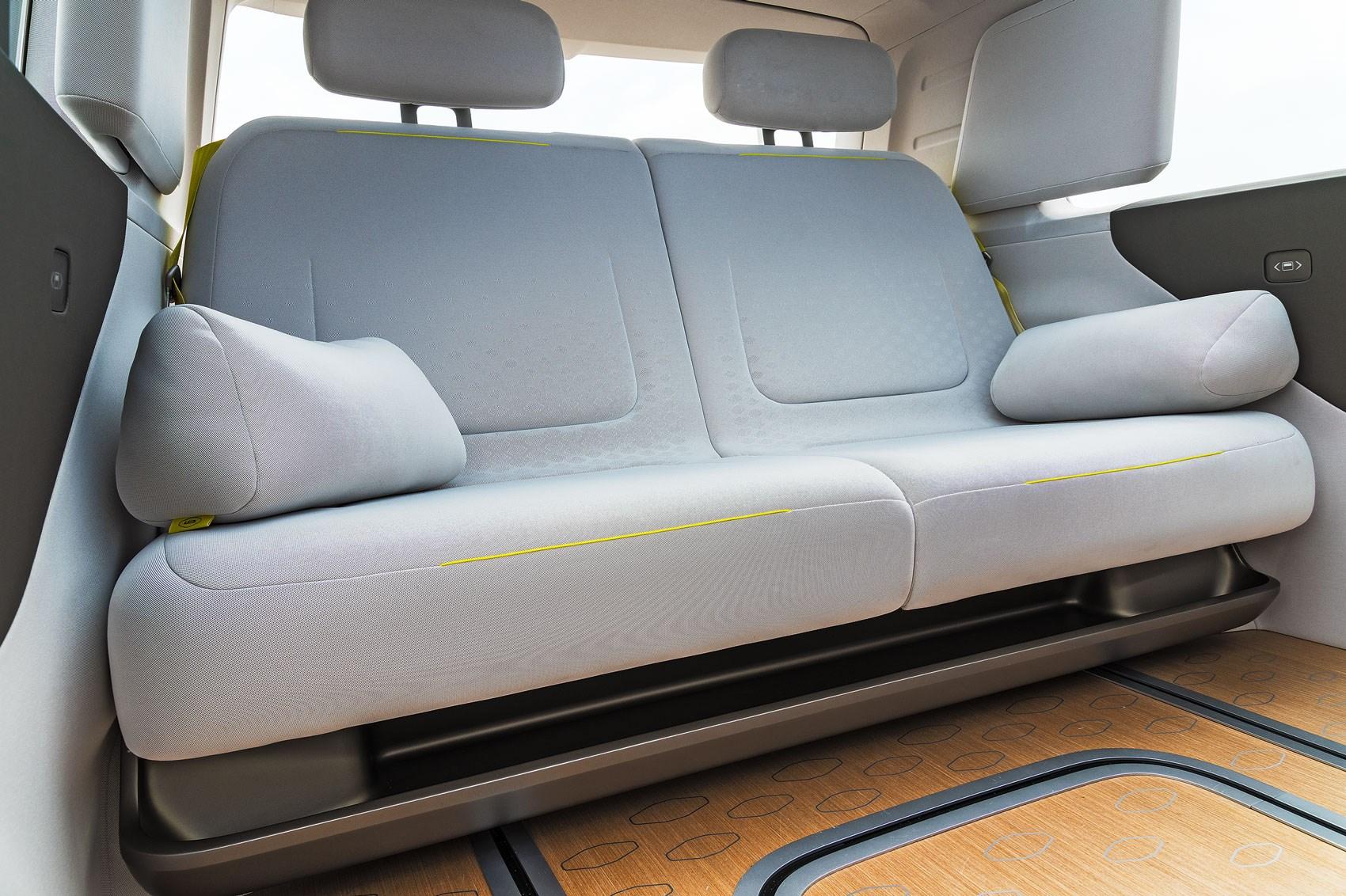 Hertz Car Sale >> VW ID Buzz vs VW Microbus old vs new twin test review ...