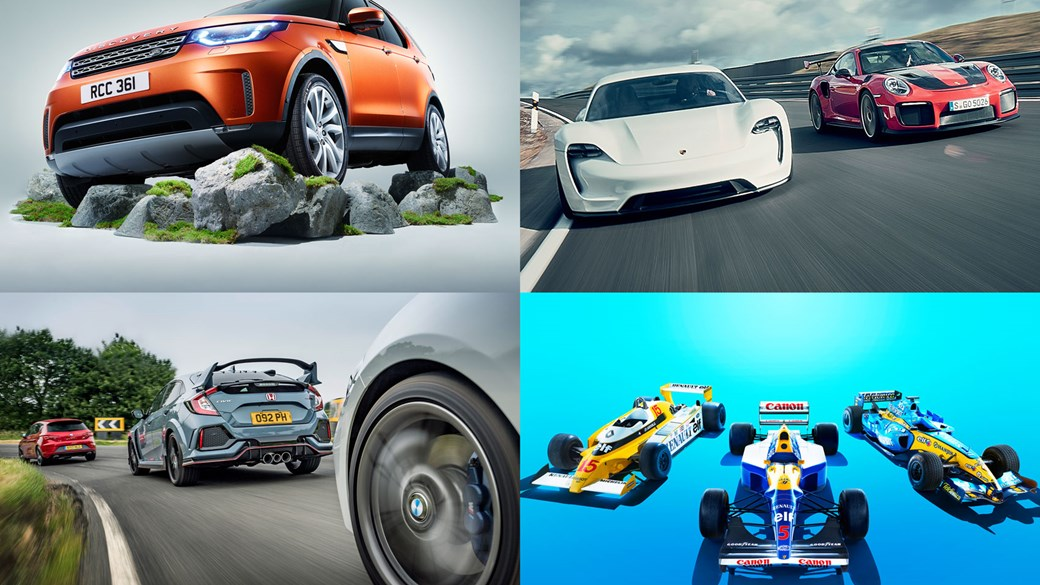 Video Sports Car Giant Test The Best Cars Of The Year - Fast car 361