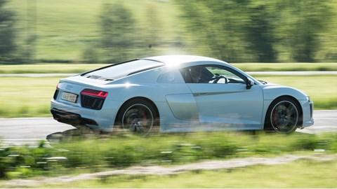 Audi R8 V10 Coupe 2017 Review Car Magazine