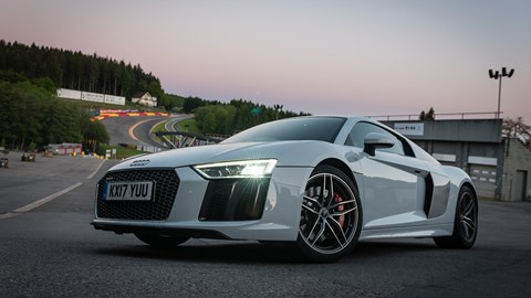 ... Audi R8 V10 Coupe (2017) Review