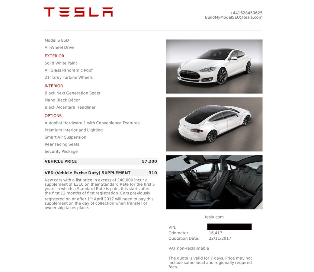 Tesla Model S long-term test review 2018   CAR Magazine