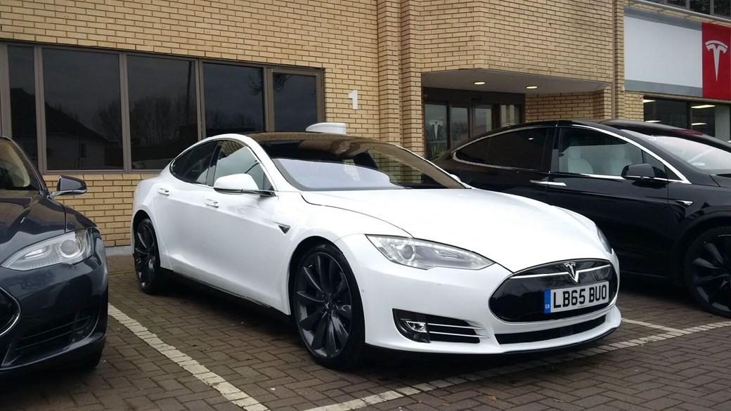 Tesla model s wait time