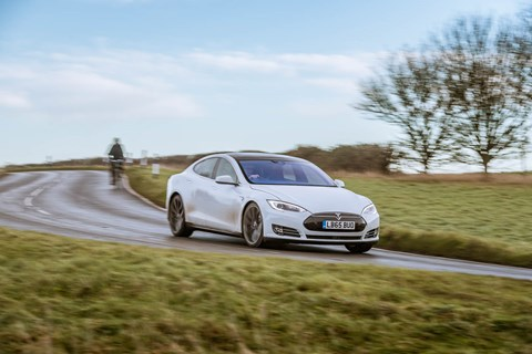 Tesla Model S specs and prices UK