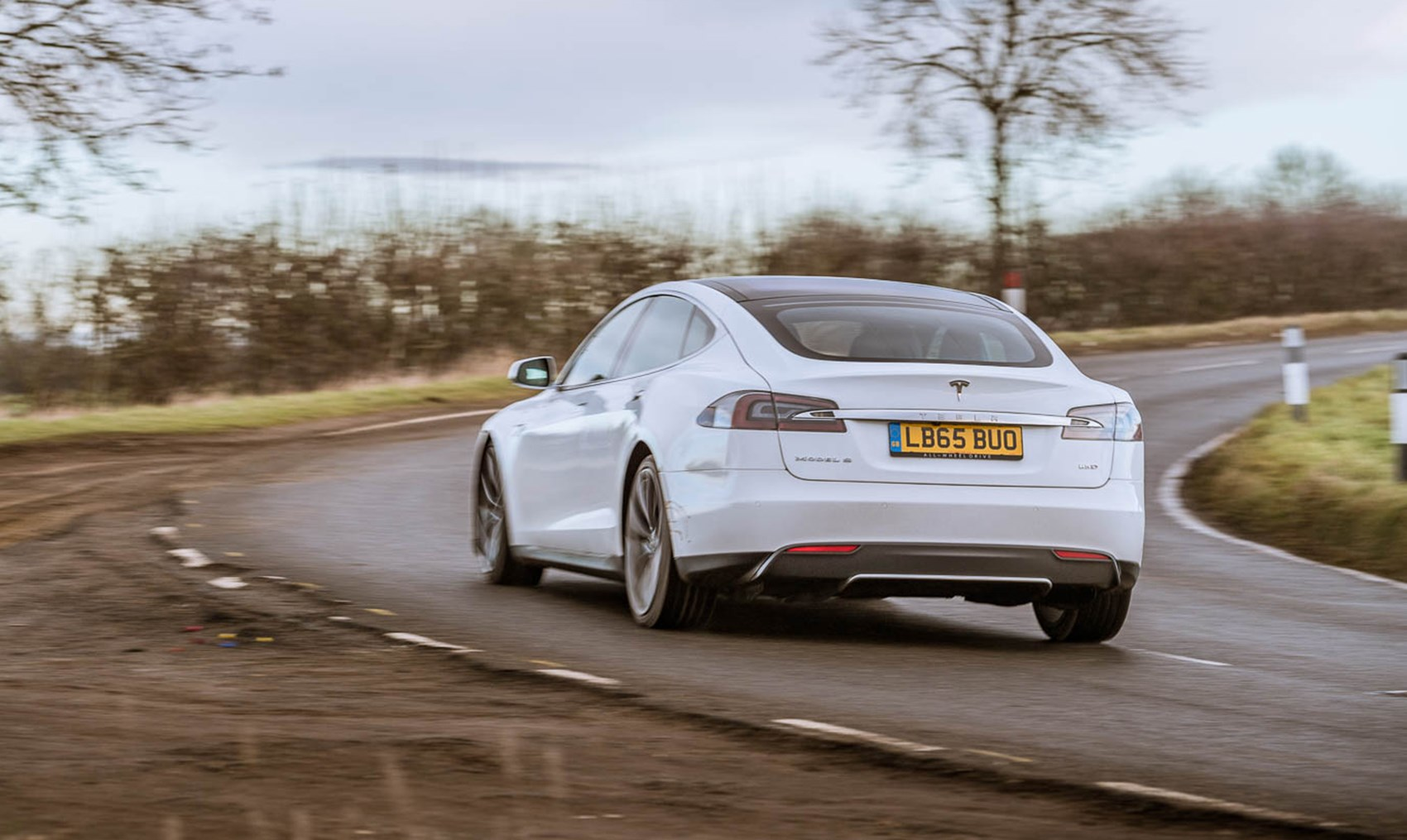 Our Tesla Model S 85d Heavy But Fun To Drive