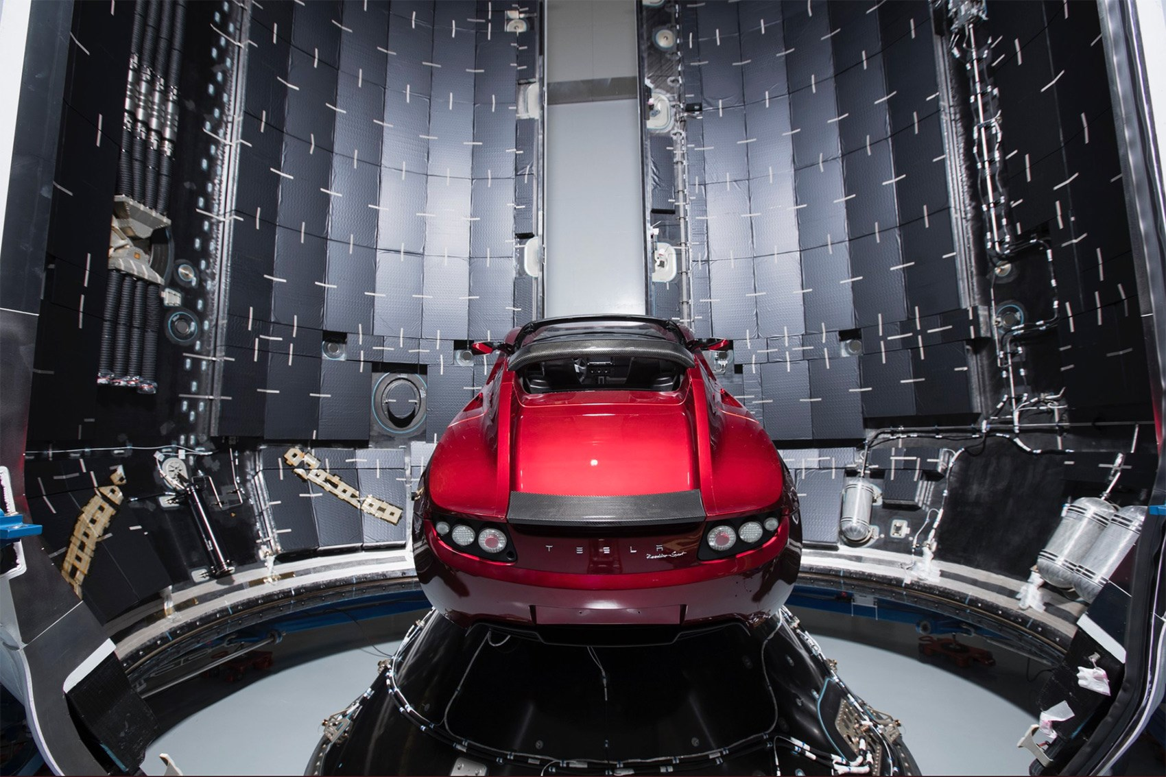 Why a Tesla Roadster is heading into space   CAR Magazine