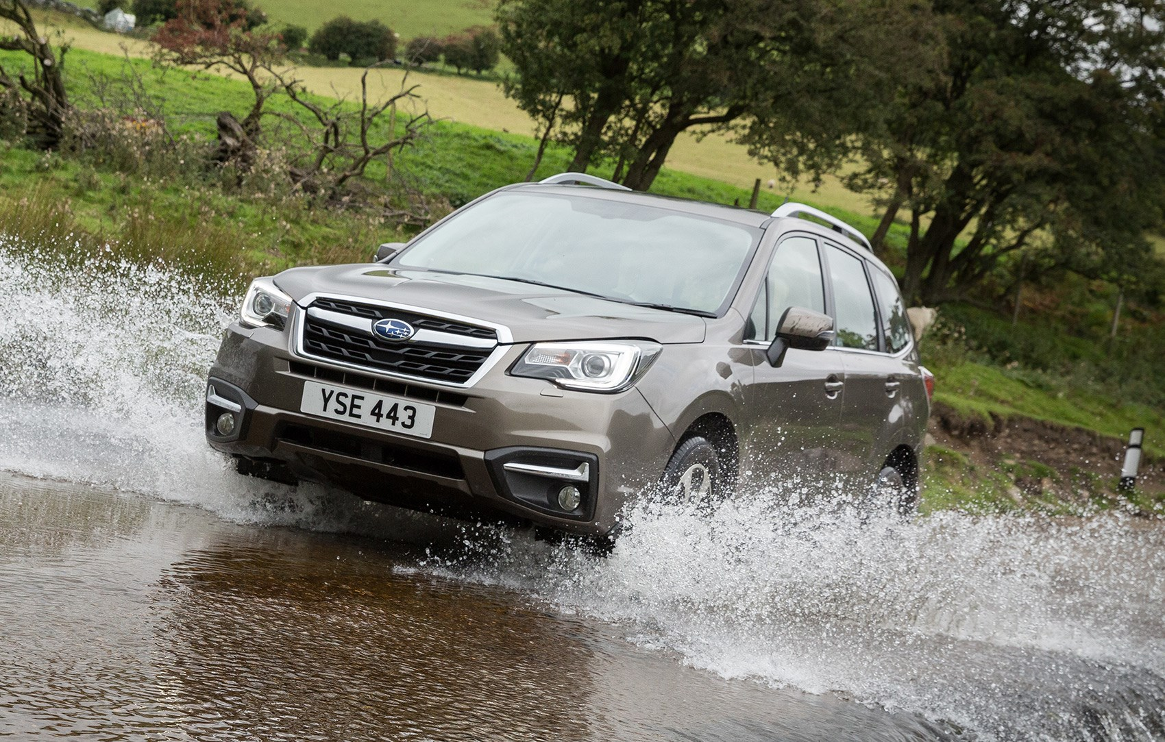 Subaru Forester 2 0i Xe Premium Lineartronic 2018 Review Car