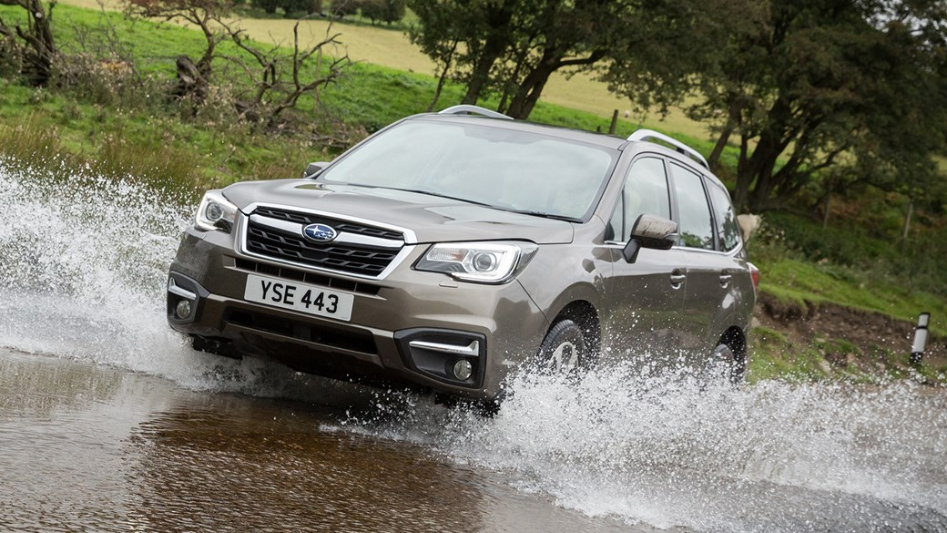 Subaru Forester Review 2018 By Car Magazine