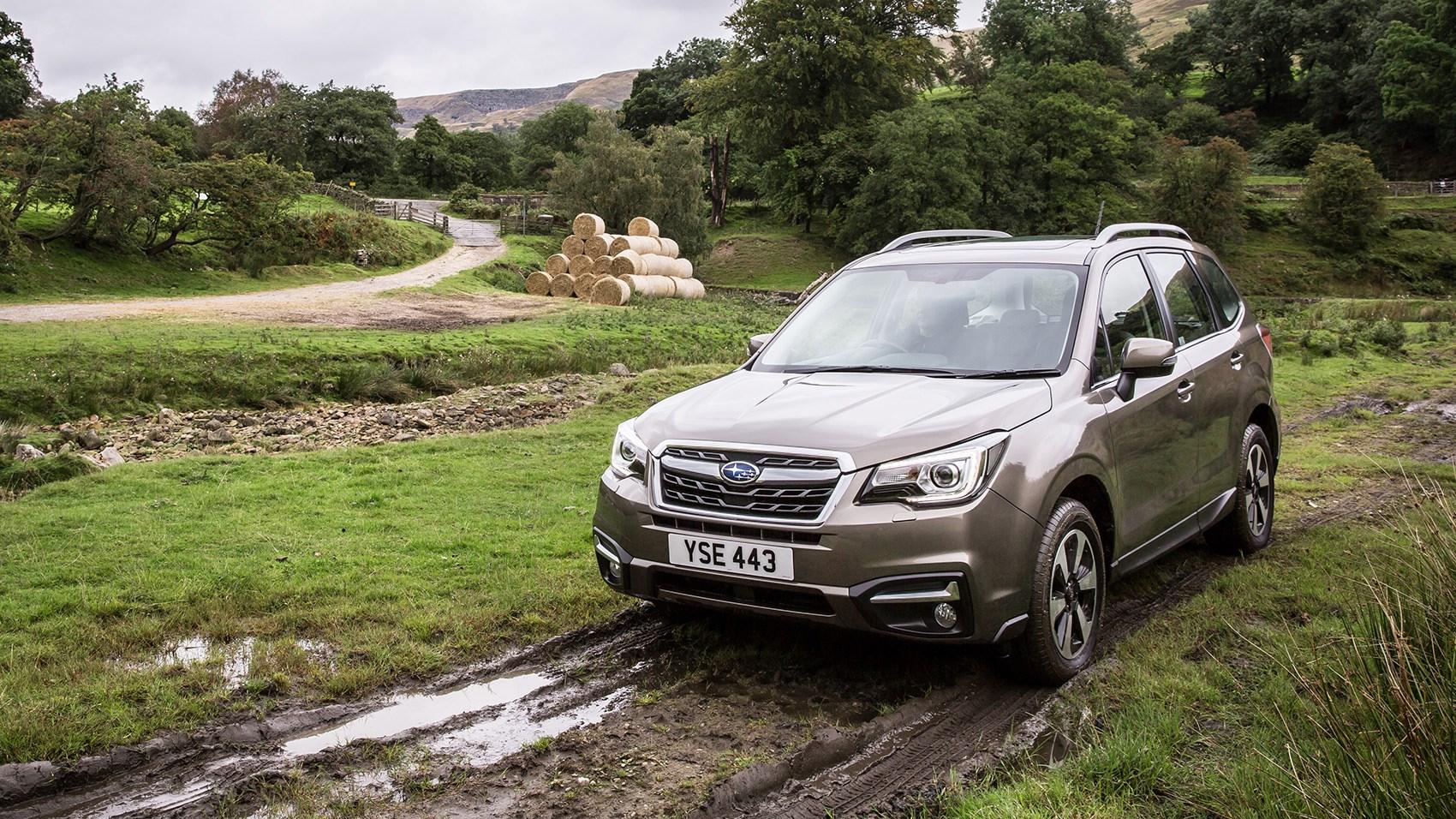 Is The  Subaru Forester  X Premium A Good Car
