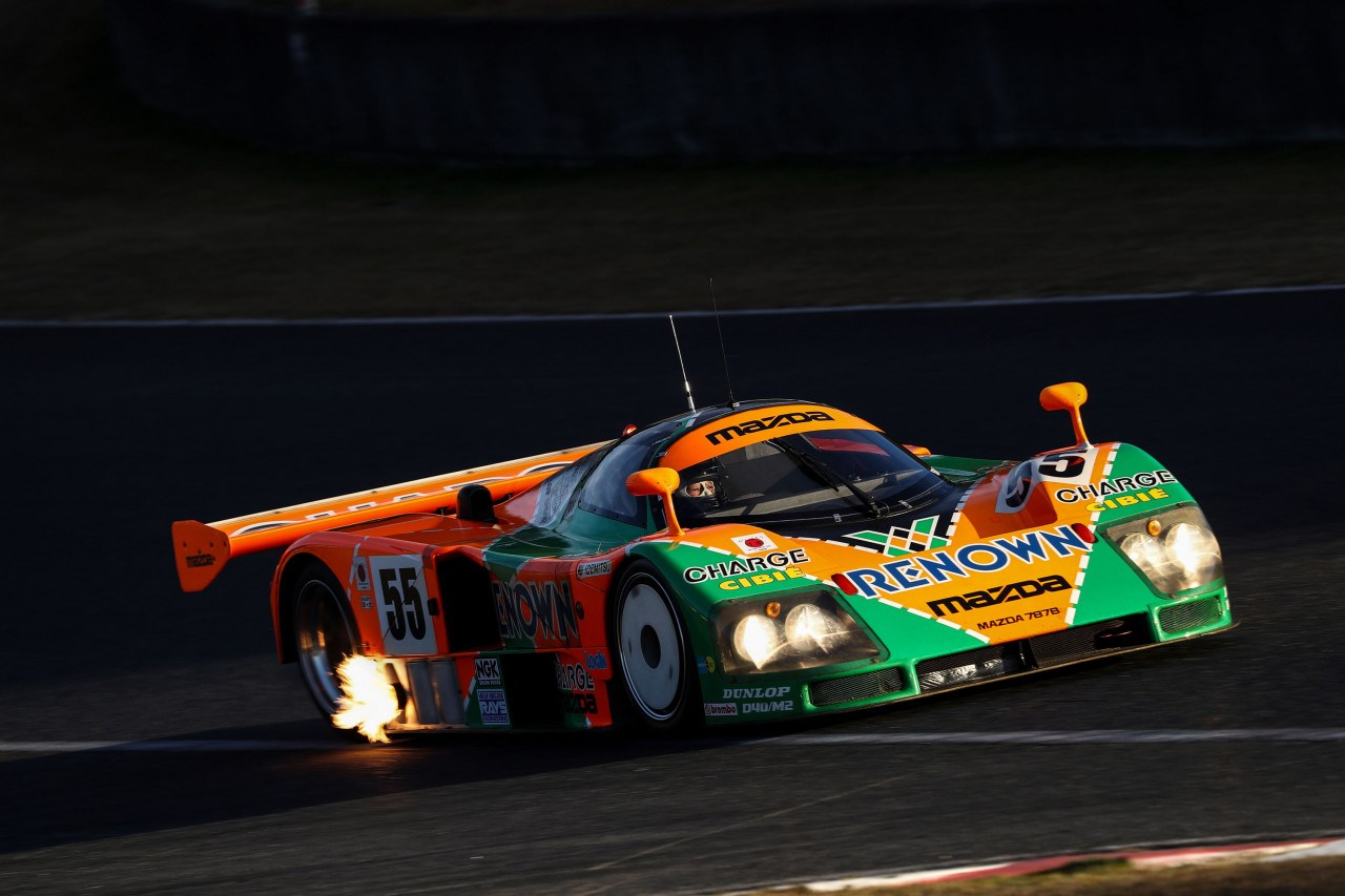 WATCH: three of Mazda's best-sounding rotary cars | CAR Magazine