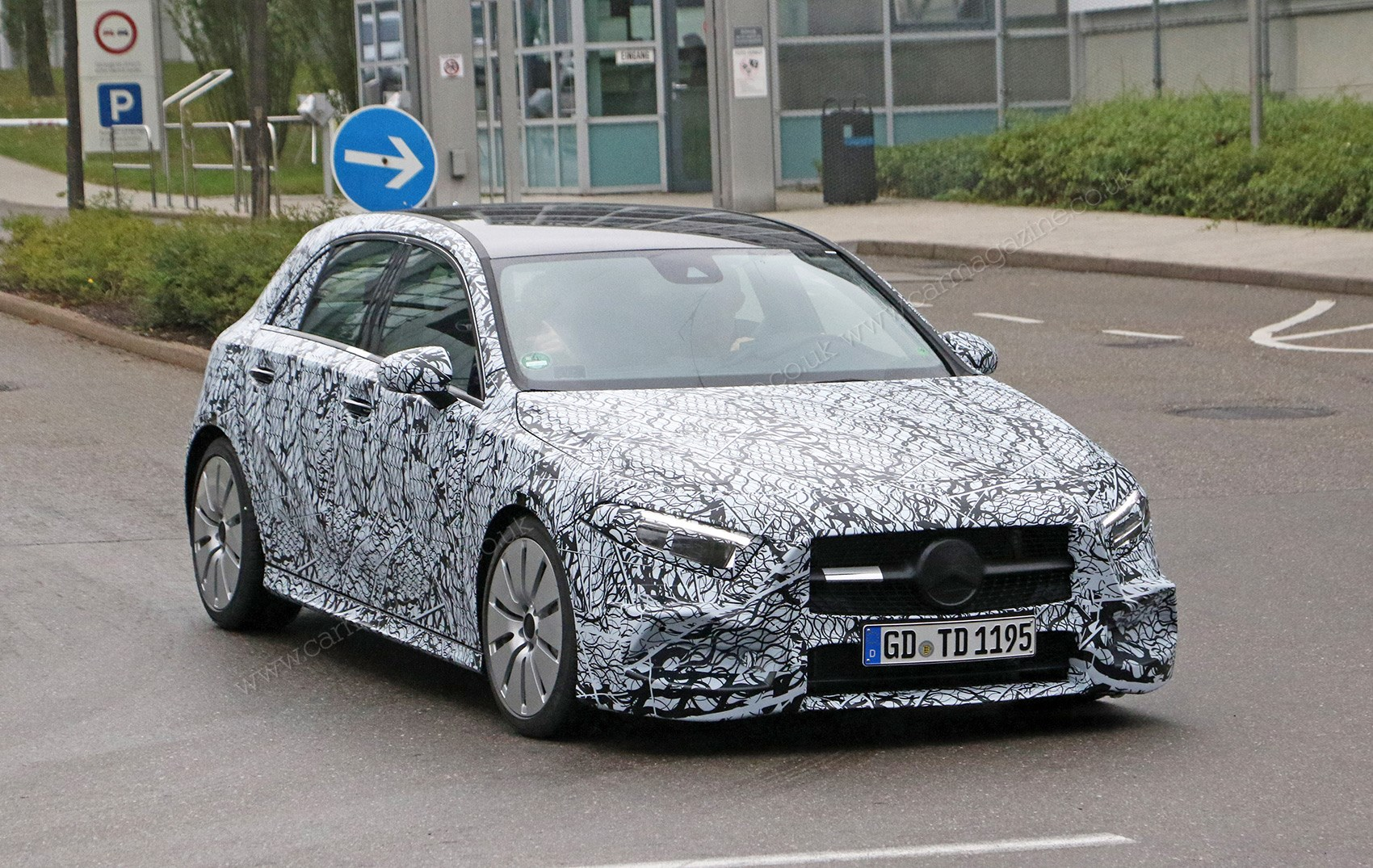 Mercedes Amg A35 Hot Hatch Spy Photos And Specs By Car