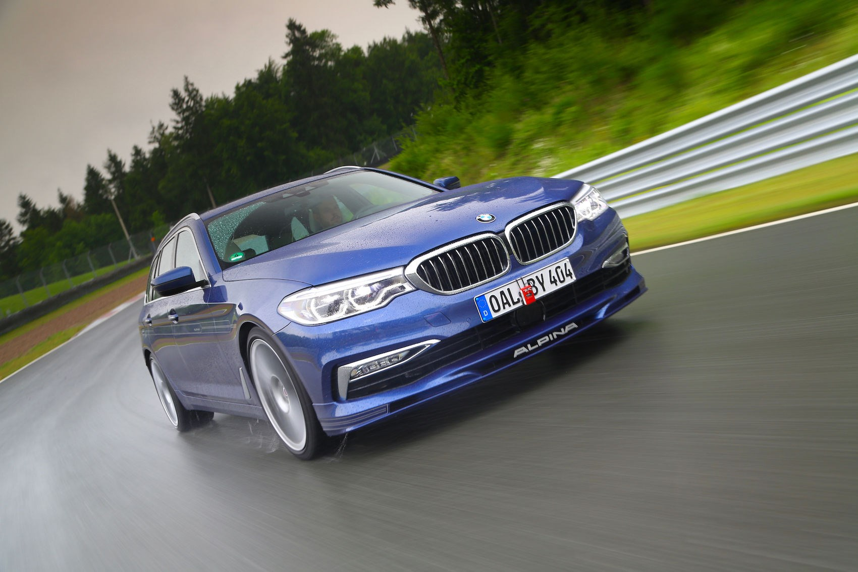 The Alpina B BiTurbo Touring Is The Stretched M Youve Been - Alpinas for sale