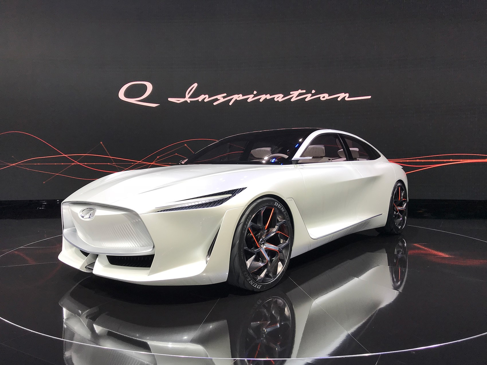 Infiniti Q Inspiration Concept Is A Zen Wellbeing