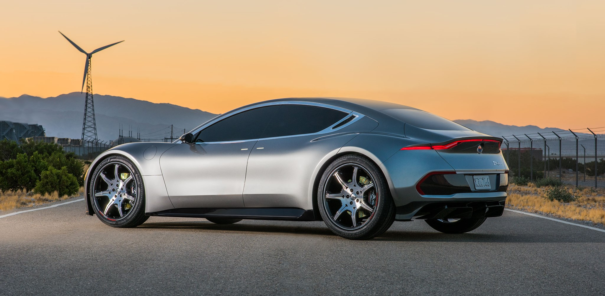 Fisker Emotion Electric Supercar New Pictures Reveal Stunning Erfly Doors