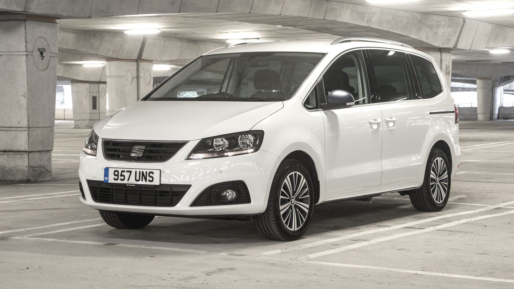 Seat Alhambra Mpv 2018 Review Car Magazine