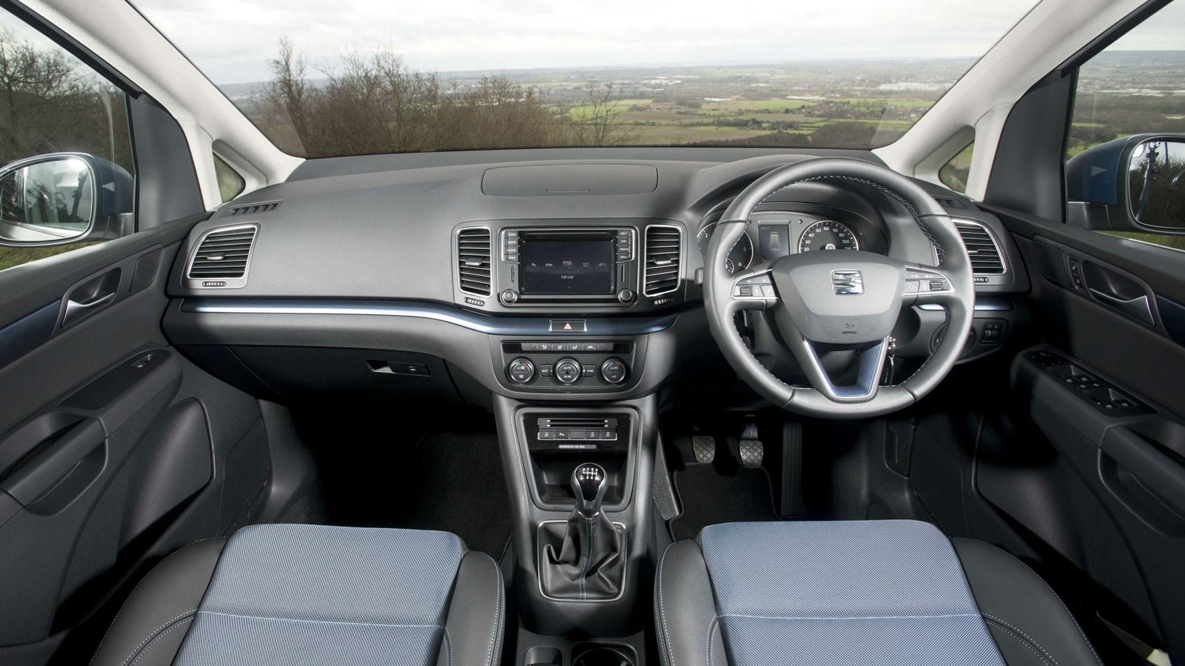 Car Seat Disposal >> Seat Alhambra MPV (2018) review | CAR Magazine