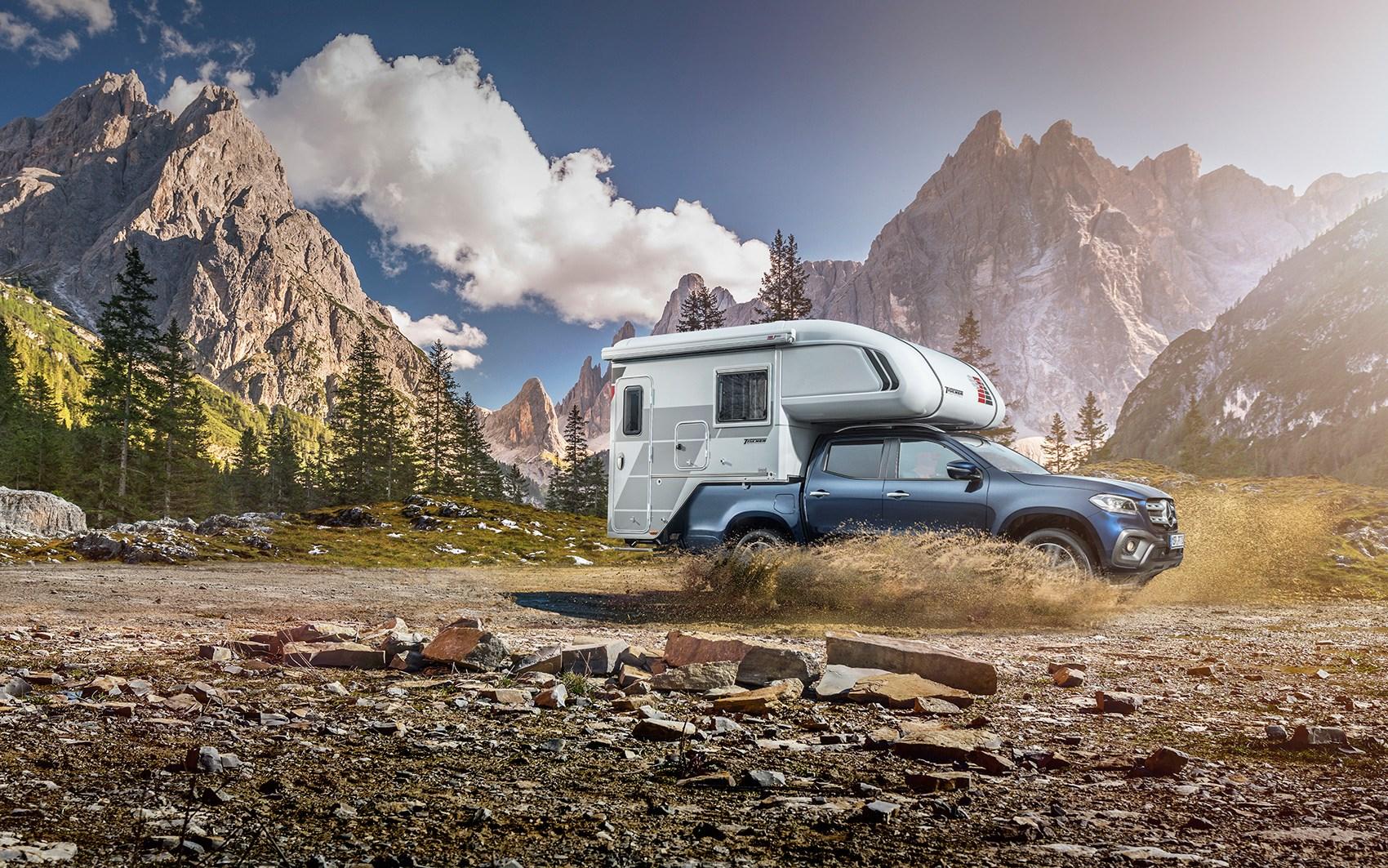 Mercedes benz x class pick up camper van pictures specs for X class mercedes benz price