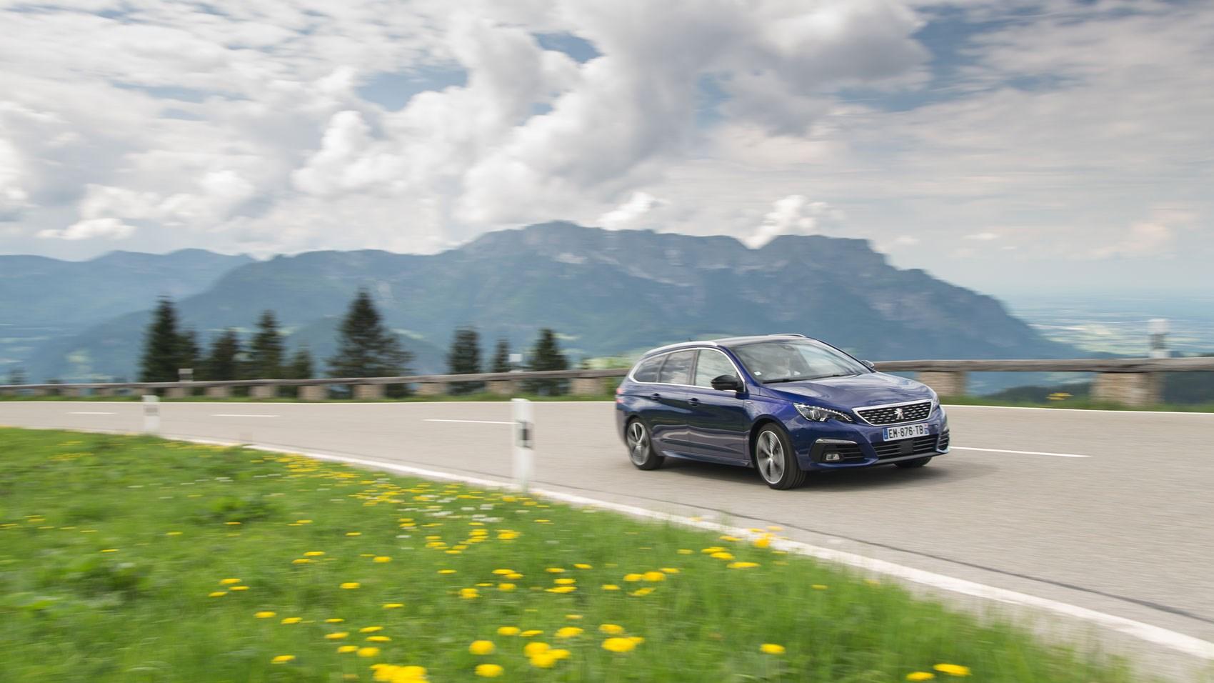 Peugeot 308 SW GT Line (2018) review | CAR Magazine