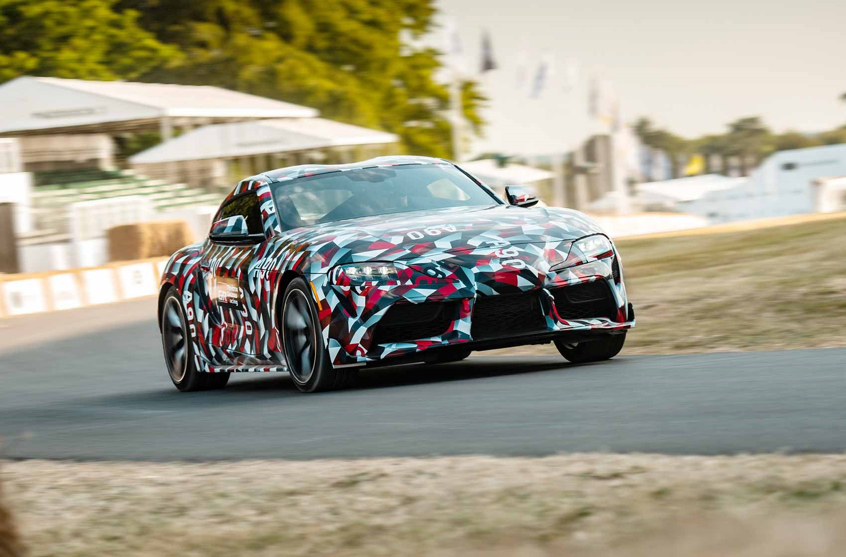New 2019 toyota supra interior to be heavily driver focused car the new toyota supra codenamed a90 all the specs prices and info you need publicscrutiny Images