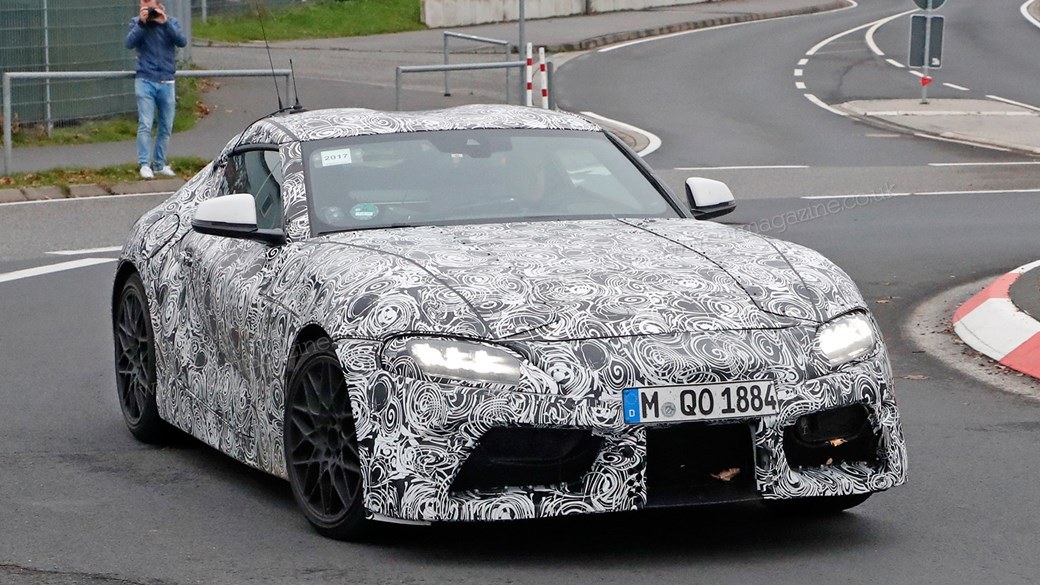 New 2019 Supra Is Being Co Developed With BMW In Germany