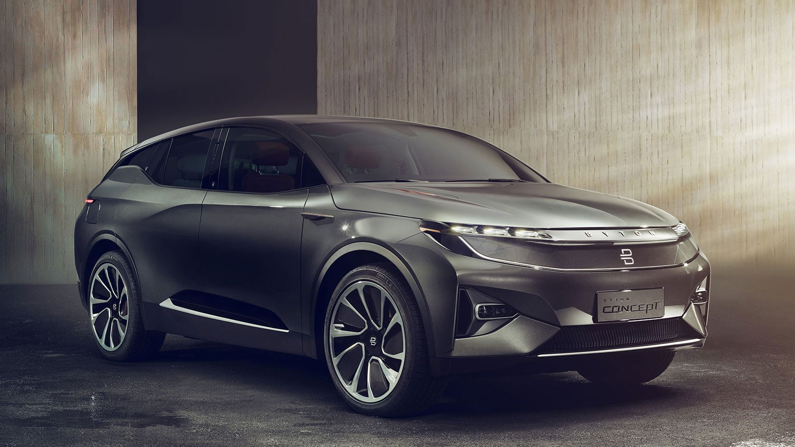 The Future Is Here: Byton's New Electric Car Could Replace Your Smartphone