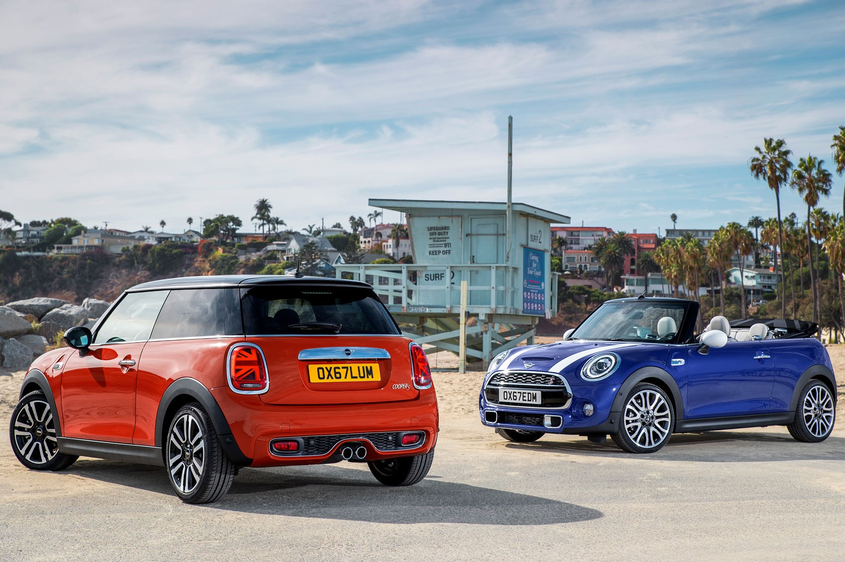 MINI gets more tech and new DCT option