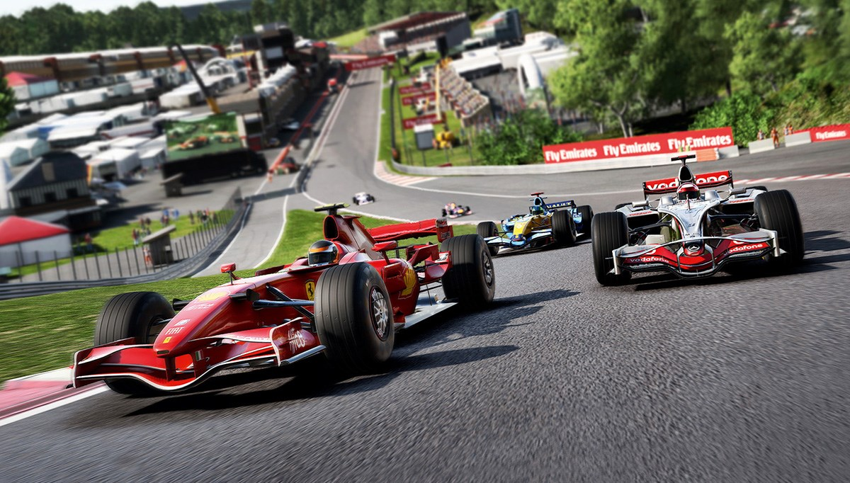 Best racing games on PS4 and Xbox One in 2018: our top sims by CAR ...