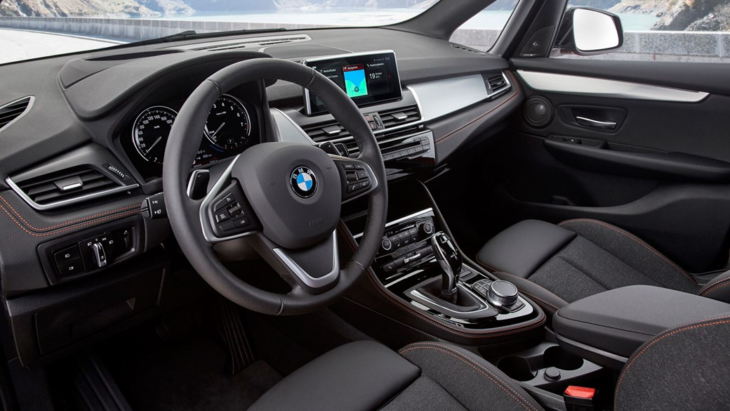 Bmw 2 Series Active And Gran Tourer Facelift Revealed Car Magazine