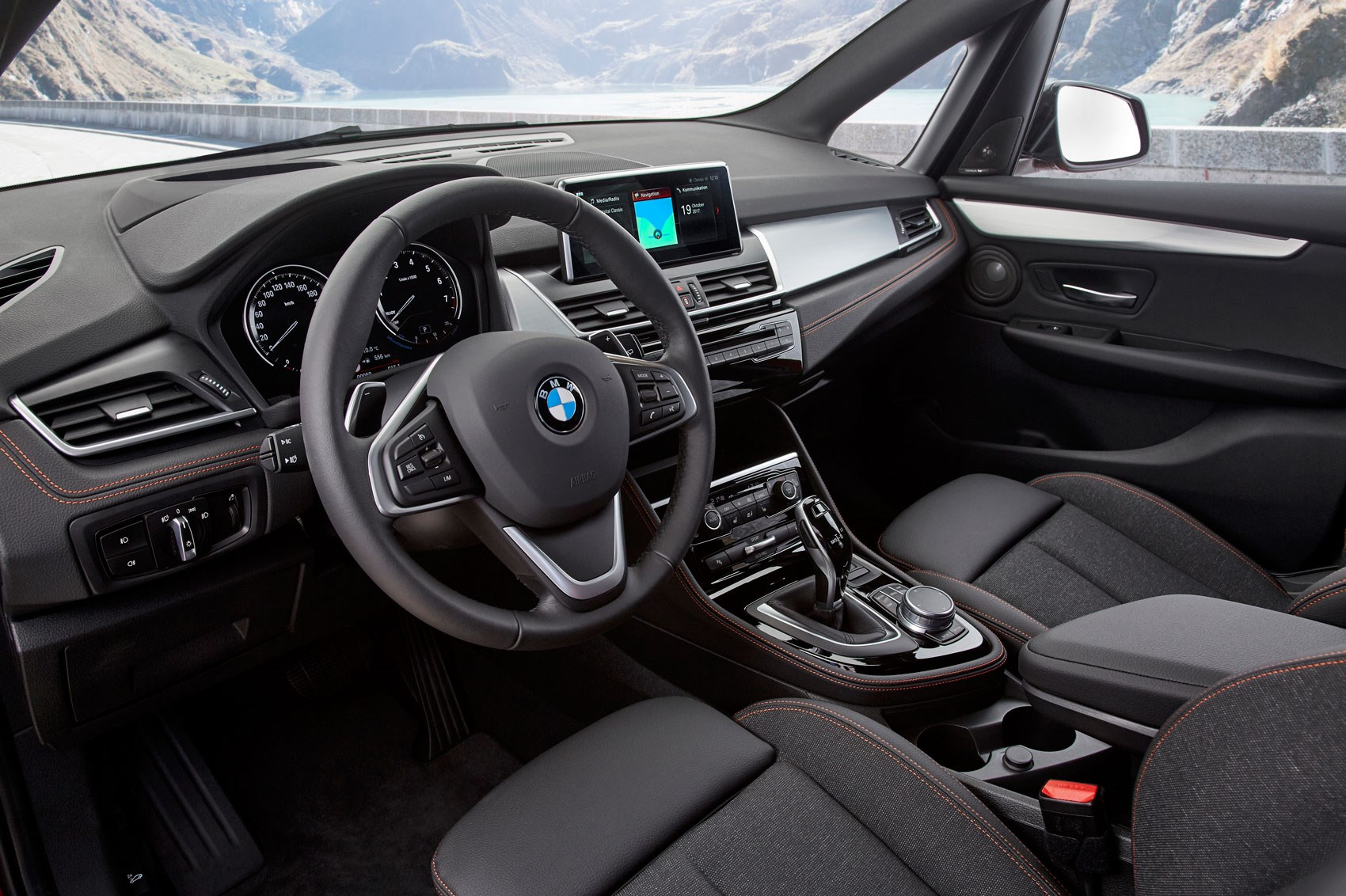 BMW Series Active And Gran Tourer Facelift Revealed By CAR Magazine - Bmw 2 series gt