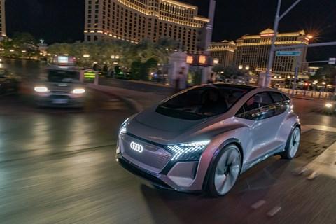 Audi AI:Me vegas