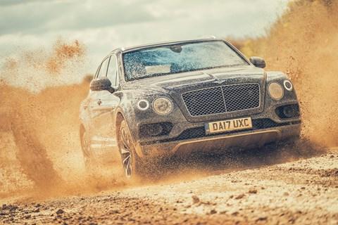Bentley Bentayga off-road: CAR magazine's twin test vs Range Rover SVA Dynamic
